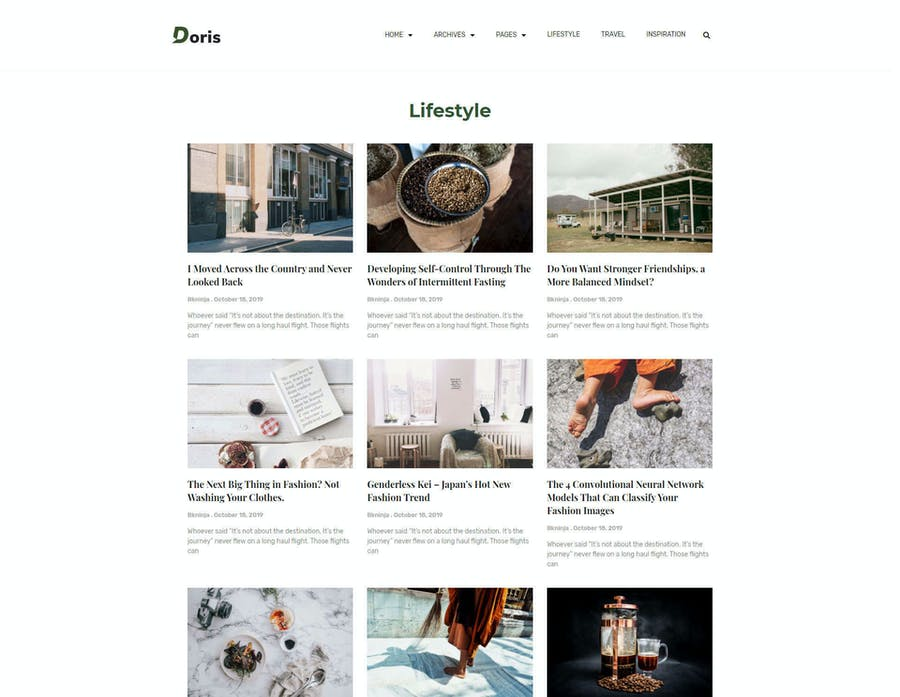 5 Best Website Templates for News 2021